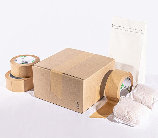 친환경 종이 포장재를 적용한 소미노 '아워 에코 챌린지'