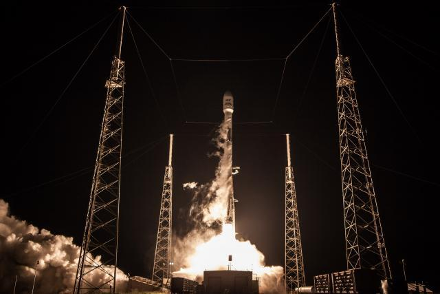 SpaceX / Previous Falcon 9 launch