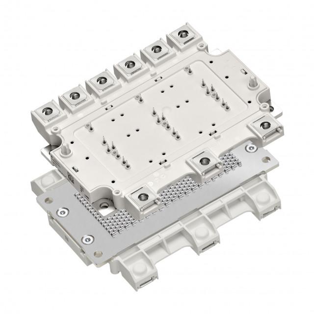 인피니언이 중 전력대 전기차 트랙션 인버터용 전력 모듈을 출시했다