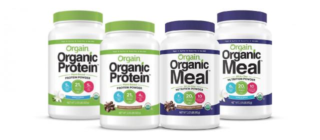 GC녹십자가 선보이는 유기농 식물성 프로틴 올게인