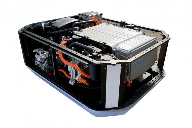 현대자동차 수소연료전지 시스템
