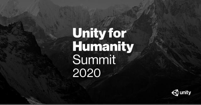 씨엠에스에듀가 유니티 포 휴머니티 서밋 2020에 참가한다