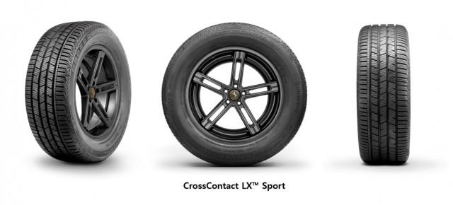 콘티넨탈 크로스 콘택트 LX 스포츠(CrossContact LX Sport)