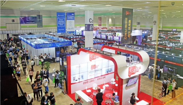 2019 국제인공지능대전 행사 전경