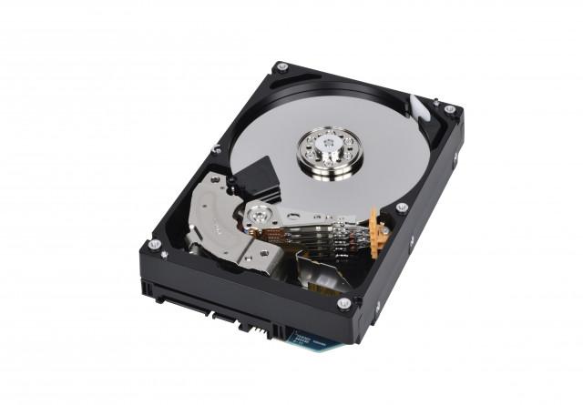 다양한 업무용 애플리케이션을 위해 설계된 도시바 MG08-D 시리즈 HDD