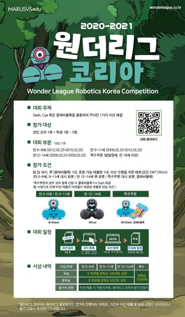 '2020-21 원더리그 코리아' 포스터