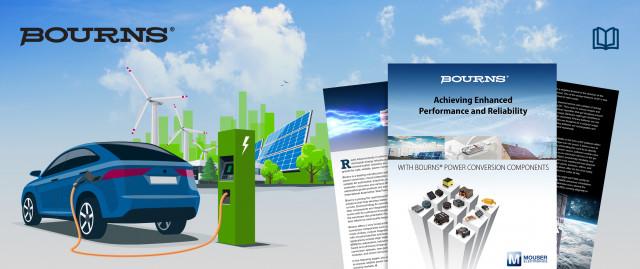 마우저 일렉트로닉스(Mouser Electronics) 번스(Bourns): Power Conversion ebook