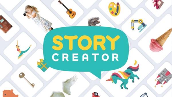 샘코포레이션이 미국 킥스타터에 '스토리 크리에이터'를 론칭한다