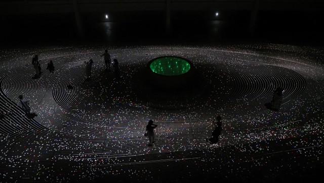ACC 사진 공모전 최우수상 '광장'