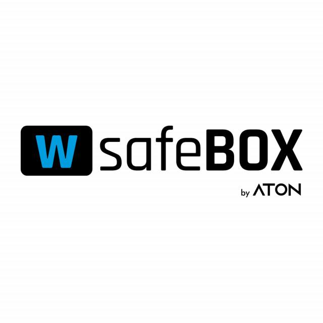 아톤이 웹 브라우저 기반 보안매체 솔루션 더블유세이프박스(wSafeBox)를 출시했다