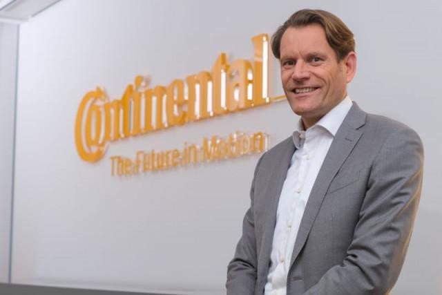 니콜라이 세처(Nikolai Setzer) 콘티넨탈 신임 CEO