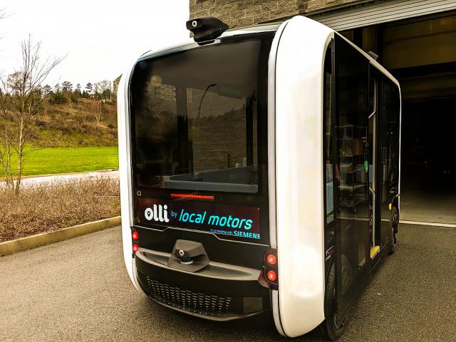 벨로다인 라이다가 로컬 모터스와 다년간의 판매 계약을 발표했다. 로컬 모터스는 벨로다인의 라이다 센서를 사용하여 회사의 3D 프린팅 전기 자율주행 셔틀인 올리를 안전하고 안정적으로 운영할 수 있다