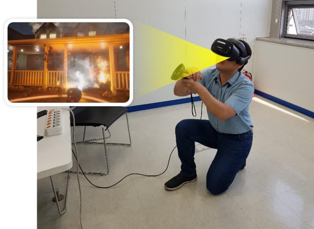 VR 위험예지훈련 시스템 DAPREs