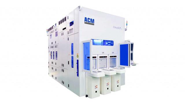 ACM 리서치의 Ultra ECP 3d