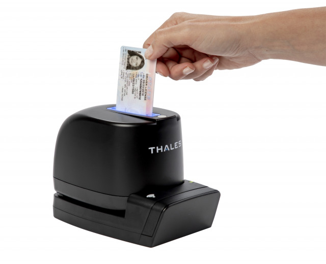 Thales Reinvents the Way Identity Documents Are Checked With Its Double-Sided ID Card Reader