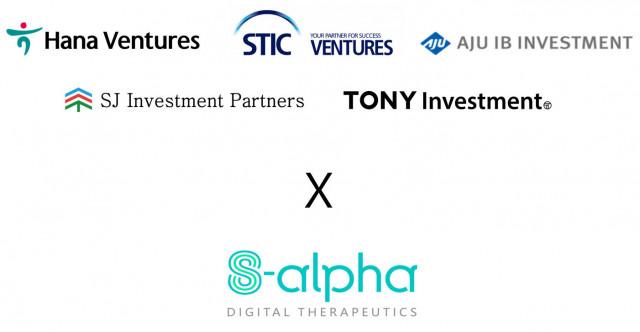 에스알파테라퓨틱스가 하나벤처스, 스틱벤처스, 아주IB투자, SJ투자파트너스, 토니인베스트먼트 등으로부터 270만달러(30억원)의 시드 단계 투자를 유치했다