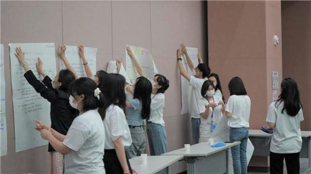 서울문화재단 시민청 시민기획단 활동 모습