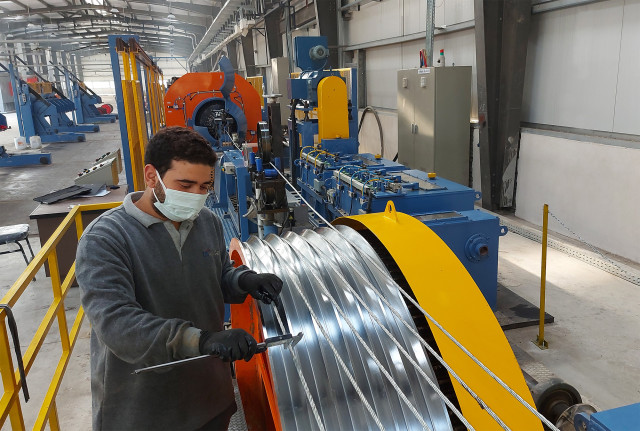 LS전선 이집트 공장