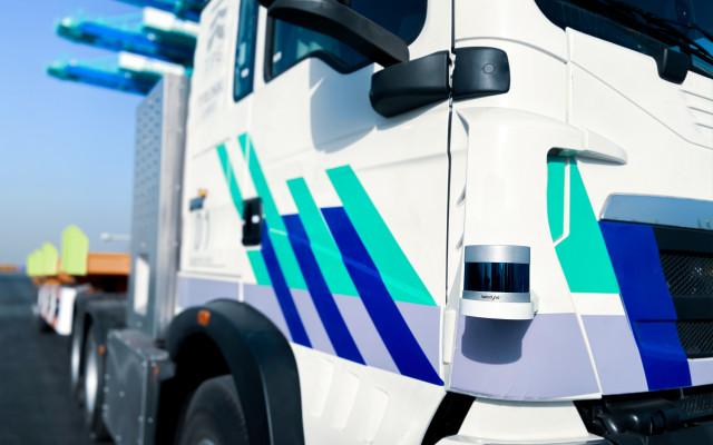 벨로다인 라이다와 Trunk.Tech는 차세대 자율 주행 대형 트럭을 개발하고 중국 물류시장에서 무인 트럭의 상용화를 가속화하기 위해 협력하게 된다
