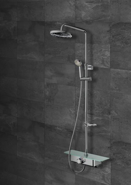티티아이 노출형 샤워수전 ELBE 시리즈
