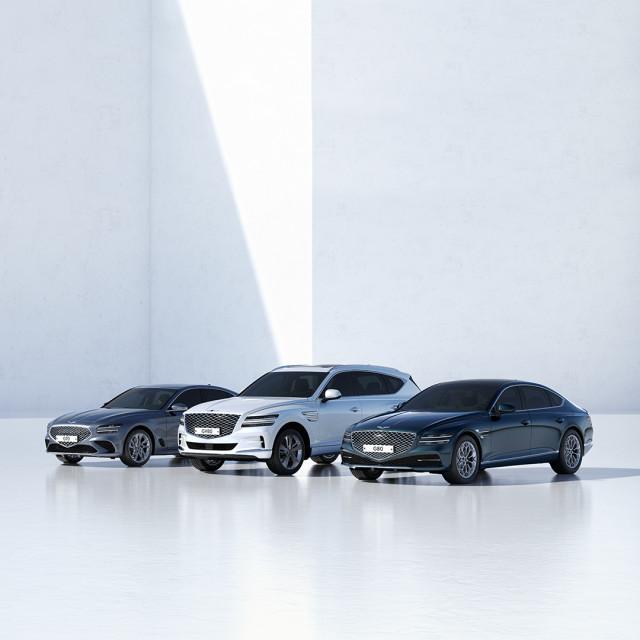 제네시스가 차량 구독 서비스인 제네시스 스펙트럼 신규 상품을 출시했다