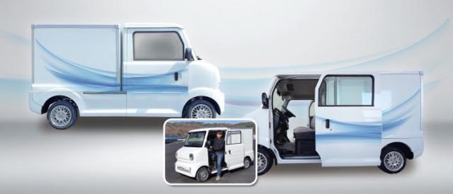 디피코는 포트로 예비 고객을 위해 '초소형 전기 트럭 특별 구매 프로그램'을 진행한다