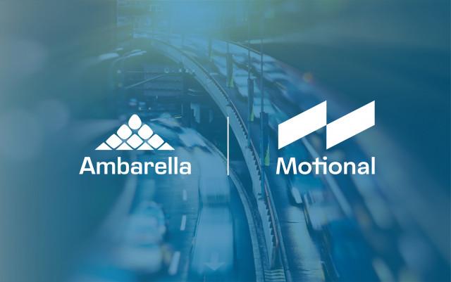 모셔널이 자사의 무운전자 자동차를 위해 암바렐라의 CV플로 계열 인공지능 프로세서를 선택했다