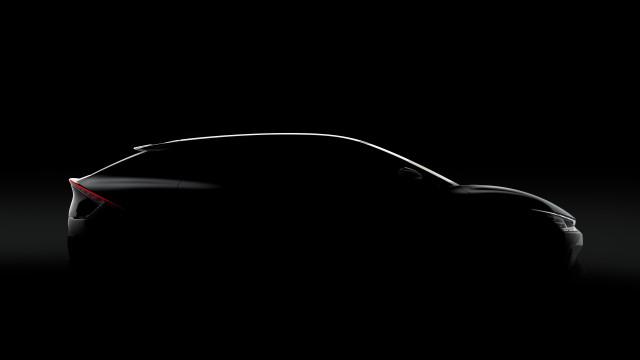 기아가 공개한 최초 전용 전기차 EV6 티저