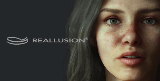 리얼루전(Reallusion)으로 제작한 여성 캐릭터