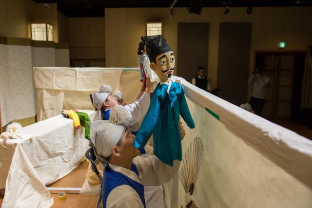 2020년 전통예술 복원 및 재현 과제 시연