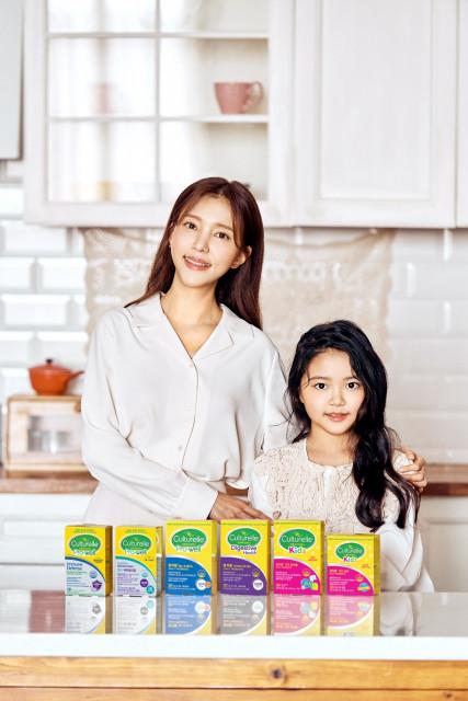 한독이 배우 정시아의 컬처렐 모델 발탁을 기념해 소비자 행사를 진행한다