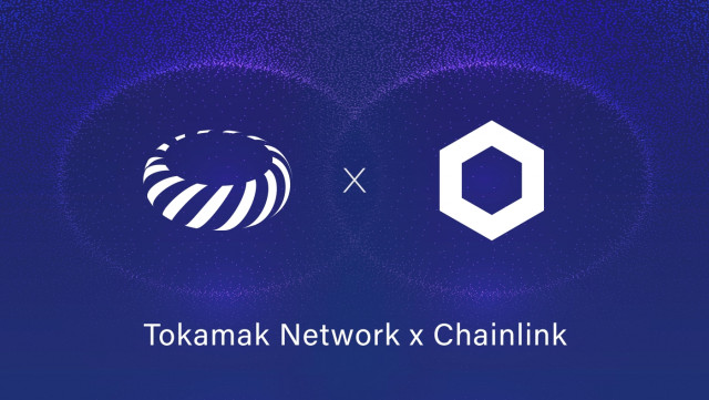 토카막 네트워크는 오라클 문제를 해소하기 위해 체인링크와 협력 관계를 구축하고 체인링크 오라클 솔루션을 도입한다