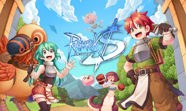 Gravity will start the closed beta test of the Ragnarok: Project S (tentative title), its 3D MMORPG under development, on June 22