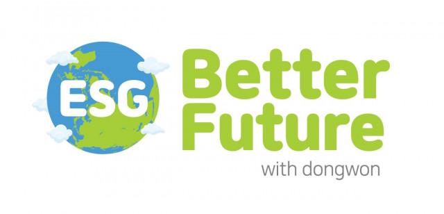 동원F&B가 공개한 ESG 경영 슬로건