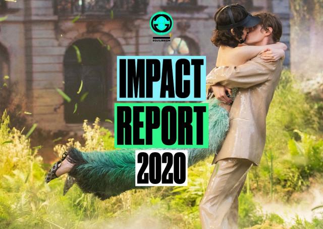 구찌 첫 영향 보고서 발표