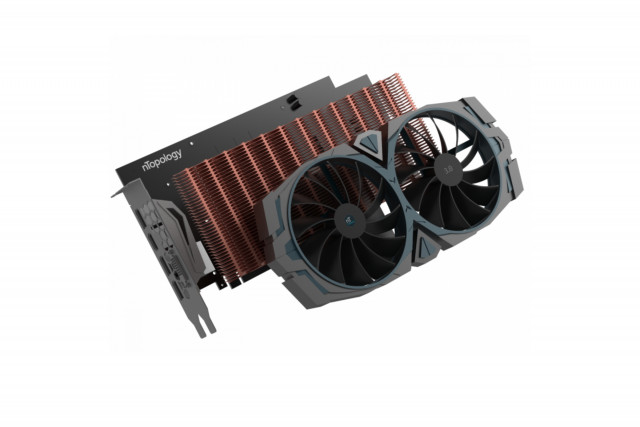 nTopology 3.0 powered by GPU acceleration.