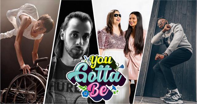True Colors의 최신 뮤직비디오에 참여한 아티스트들이 You Gotta Be를 새롭게 선보인다
