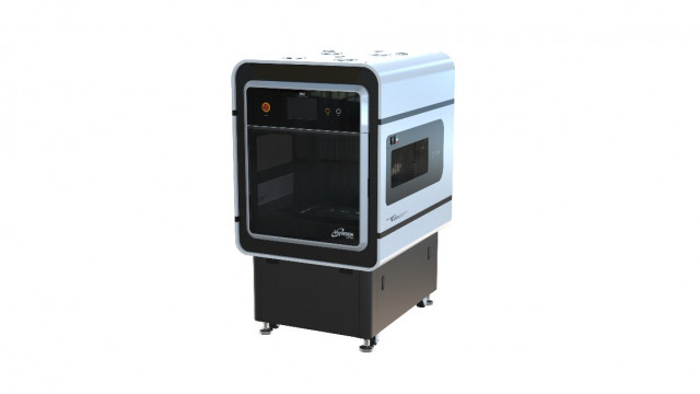 큐비콘이 공급하는 산업용 3D프린터 MAX600