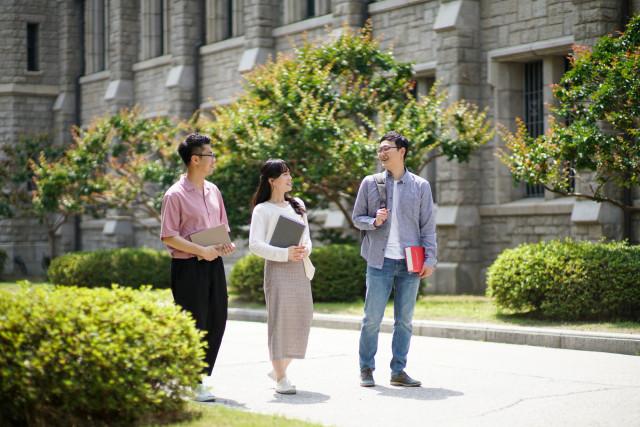 고려사이버대학교 홍보 모델