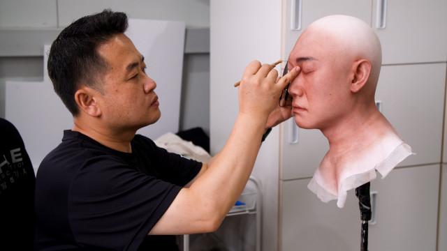 CNN 필름 스쿨, 한국 대표 특수분장 마법사 황효균 감독을 만나다