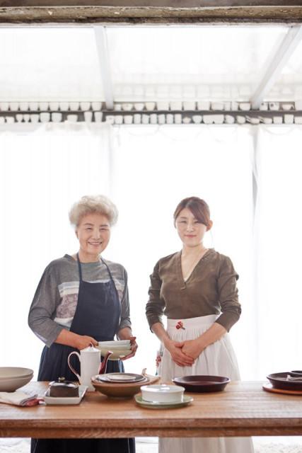 지역 농가 우수 식재료 알리기에 앞장서는 심영순 요리연구가와 기룸 대표이사 장윤정