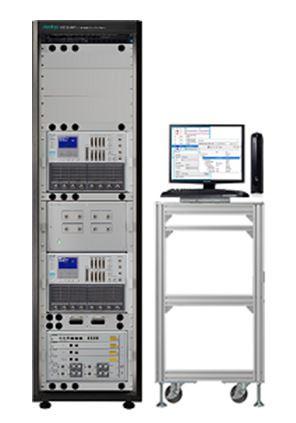 안리쓰가 개발한 Mobile Device Test Platform ME7834NR