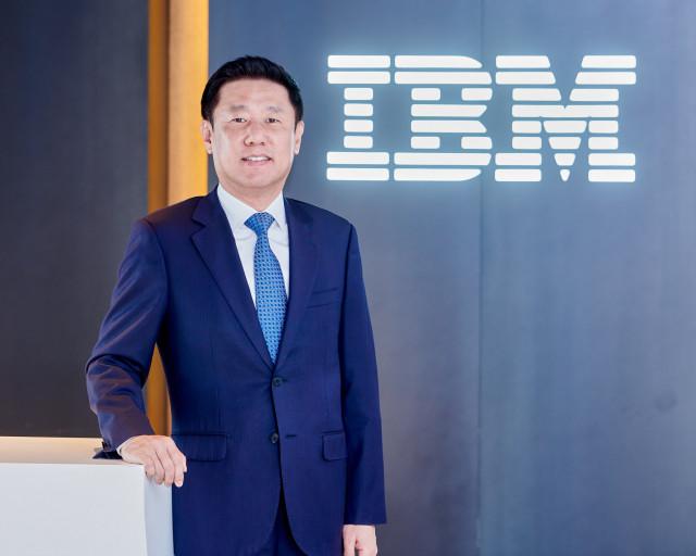 원성식 한국IBM 대표이사 사장