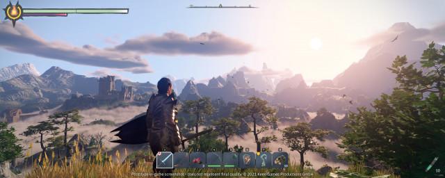 하이로 캐피탈, '포털 나이츠' 개발사 킨 게임즈가 신규 출시할 멀티플레이어 샌드박스 RPG에 1000만달러 투자