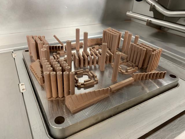 신타비아, 독자적인 구리 인쇄 기술 개발