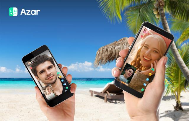 하이퍼커넥트가 코로나19를 극복하기 위해 '아자르 가상 여름 휴가 이벤트'를 진행한다