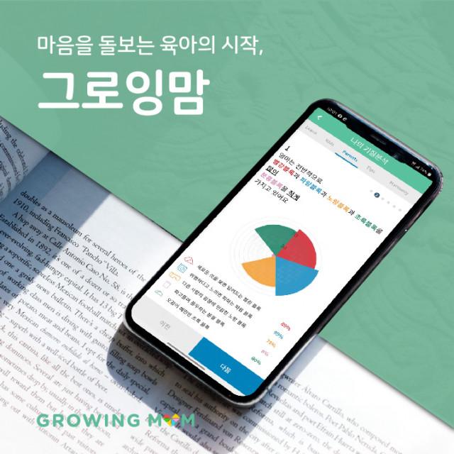 그로잉맘의 가족 기질 분석 서비스를 전면 온라인화 한다