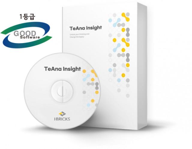 GS인증 1등급을 획득한 아이브릭스의 빅데이터 언어 분석 솔루션 'TeAna Insight'