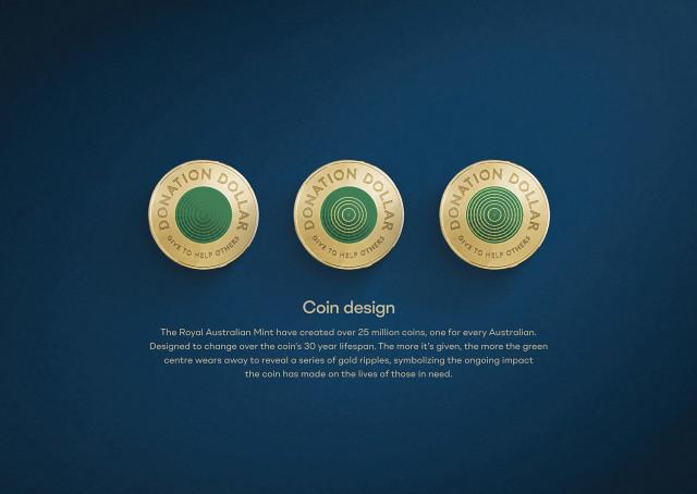 올해의 그랑프리(제품 서비스 광고 부문) '도네이션 달러(Donation Dollar)'