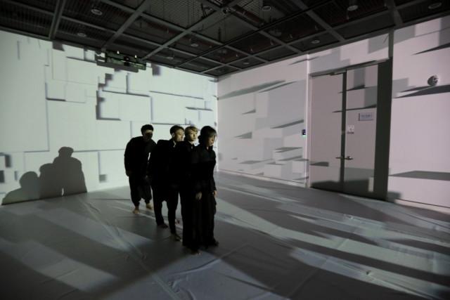 서울문화재단이 공개한 2021 소소한 기부 프로젝트 중 하나인 이상한댄스컴퍼니의 'Retour a zero'